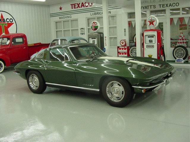 Gregs Auto Sales >> Greg Wyatt Auto Sales | 1967 CORVETTE 427/ 435- SOLD!!