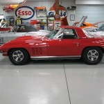 1966 Red Convt  300hp Top Flight 008