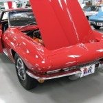 1966 Red Convt  300hp Top Flight 016