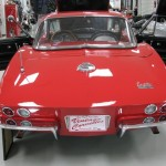 1966 Red Convt  300hp Top Flight 018